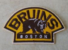 Boston Bruins Logo Embroidered Patch NHL Hockey Iron On