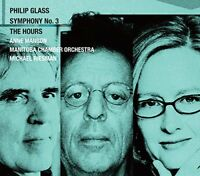 Manitoba Chamber Orchestra - Symphony No.3, The Hours [CD]