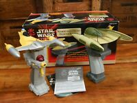 Star Wars Episode One Naboo and Droid Starfighter Fighter Battle - Boxed