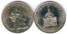 DDR Medaille Friedrich Schleiermacher 1968, D.39,95mm, Gewicht 24,71g, UNC.-