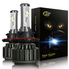 CREE H13 9008 LED Headlight Bulbs for Ford F-150 2004-2014 F150 High Low 6000K