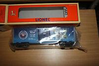 Lionel O Gauge Century Club box car # 29226 brand New 1997 Mint