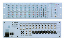 NEW Alesis Multimix 12R Mountable Rack 10 Channel 12 Input Audio Mixer