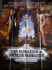 IMAGINARIUM OF Dr PARNASSUS Gilliam 47x63 FRENCH POSTER
