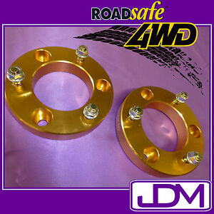 MITSUBISHI TRITON 4WD ML - MN   - ROADSAFE 4WD - COIL STRUT SPACERS 25MM