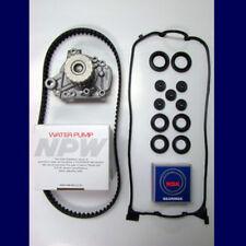 Complete Engine Timing Belt Kit &Water Pump Nitoma TBK4007 1996-2000 Honda Civic