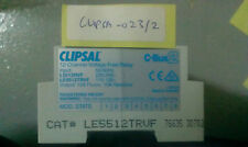 New Clipsal C-Bus LE5512TRVF 12 Channel Voltage Free Relay 110VAC