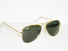 RAY BAN kids sunglasses RJ 9506S  JUNIOR AVIATORS 223/71 GOLD JR FREE S/H 9506