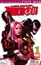 THUNDERBOLTS nº 01