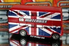 2013 Matchbox 60th Anniversary Routemaster Bus #4