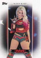 2017 Topps WWE Women's Division, Roster Card # R-13 Alexa Bliss