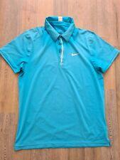 Nike Roger Federer Winner Polo Shirt Blue Size М Australian Open 2010, Rare