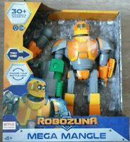 Robozuna Mega Mangle-Fully Articulated Talking Action Figure- Ages 4+