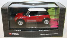 Corgi Mini Cooper Diecast Vehicles