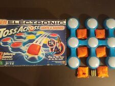 TESTED GOOD ELECTRONIC TOSS ACROSS 8 Games In 1 Bean Bag Tossing Party Game