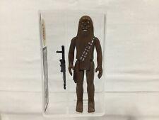 KENNER Star Wars Vintage 1977 Chewbacca Círculo pie UKG oro 90%
