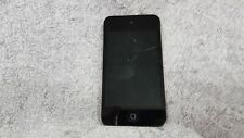 Cracked Glass (OK SCREEN) Apple A1367 Ipod Touch 8GB Grade C