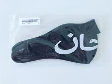 Supreme Box Logo Arabic Logo Neoprene Face Mask Black OS One Size