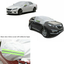 Front Windshield Side Mirror Snow Cover & Sun Shade Protector for Car Small SUV
