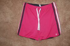 Old Navy Active Athletic  Gym Shorts Girls Sz XL (14) Pink  Excellent