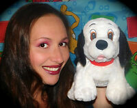 "Disney Store Exclusive 101 Dalmatians Puppy Lucky Plush 12"" Dog Stuffed Animal!!"
