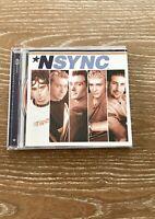 *NSYNC by *NSYNC (CD, Mar-1998, RCA)