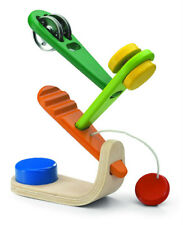 New Wooden Musical Tree, 4 musical rhythm instruments, preschool toddler 2+