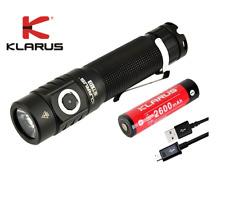 Klarus ST10 CREE XM-L2 U2 LED 1100 Lumens Rechargeable Super Bright Compact