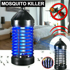 More details for electric fly bug zapper mosquito wasp trap lamp indoor patio fly insect killer