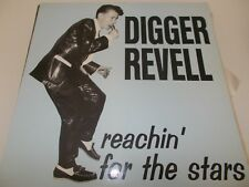 DIGGER REVELL - REACHIN FOR THE STARS  - OZ 20  TRK VINYL LP - ROCK AND ROLL