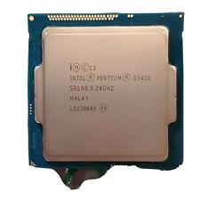 Intel Pentium G3420 3.20GHz Dual-Core CPU SR1NB Dekstop Processor LGA1150
