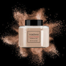 BANANA Powder Face Loose Fixed Foundation Powder Translucent Smooth Makeup gut P