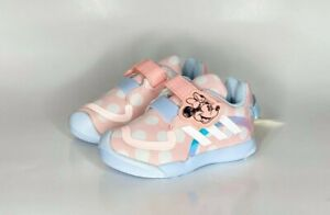 adidas ActivePlay Minnie Mouse Baby/Toddler Sneakers FV4259 NWB