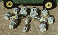 Land Rover Late Series 3 LED External Bulb Set Kit (No Headlights) Warm White