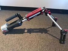 Zacuto Stinger Camera Film Video Rig Shoulder Mount Handle Counterbalance