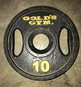 Golds Gym 10lb Weight