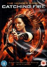 THE HUNGER GAMES: Catching Fire ( NUOVO e sigillato DVD/JENNIFER LAWRENCE 2013)