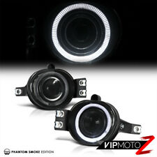 02-08 Dodge Ram Truck Pair Halo Projector Bumper Light Fog Lamp w/Toggle Switch