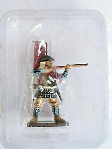 Soldats de plomb DELPRADO - 2002 - Samouraï - Teffou Ashigaru