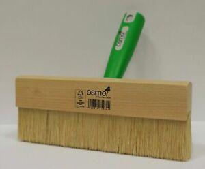 Osmo Floor Brush For Applying Hard Wax Oils & Decking - 150mm