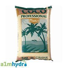 More details for canna coco pro plus 10 25 50 litre bag professional coir medium hydroponics