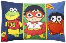 Ryan's World  Reversible Pillowcase Brand New