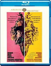 None but the Brave [New Blu-ray] Amaray Case, Subtitled