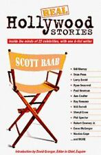 Real Hollywood Stories: Inside the Minds of 20 Celebrities, With One A-list Writ