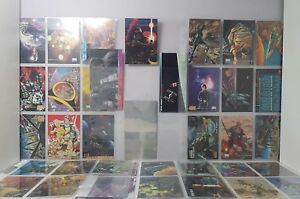 Star Wars 47 Mixed Cards 1994 95 96 Galaxy, Vehicle, Widevision