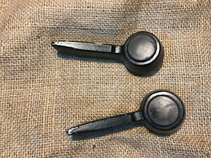 COLCHESTER TRIUMPH 2000 LATHE TWO SELECTION HANDLES FROM HEADSTOCK