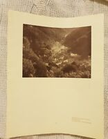 Walhalla Township, Victoria OR Shipping, Yarra River - 1929 Magazine Print