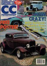 November Custom Car Monthly Transportation Magazines