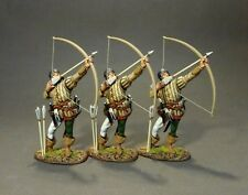 John Jenkins War Of The Roses Lanc-30N Lancastrian Archers Mib