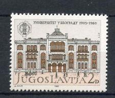 Jugoslavia 1980 SG # 1917 Università di Belgrado MNH #A 62579